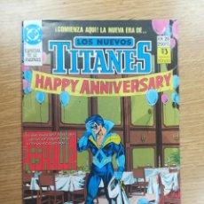 Cómics: NUEVOS TITANES VOL 2 #28. Lote 153280208