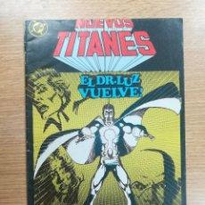 Cómics: NUEVOS TITANES VOL 1 #40. Lote 153280216