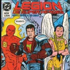 Comics: LEGIÓN DE SUPERHÉROES NÚMERO 21 EDICIONES ZINCO DC. Lote 207939938