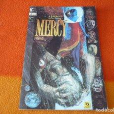 Cómics: MERCY ( PIEDAD ) ( J. M. DEMATTEIS PAUL JONHSON ) ¡BUEN ESTADO! ZINCO VERTIGO . Lote 153828058