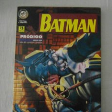 Cómics: ES NUEVO. BATMAN PRODIGO LIBRO 2. ZINCO. Lote 153870794