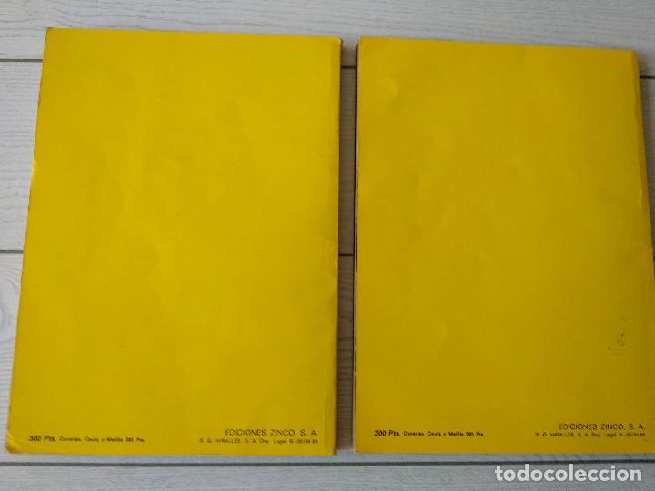 Cómics: CAMELOT 3000, EDICIONES ZINCO, COMPLETA, BUEN ESTADO, 2 TOMOS ,1983 - Foto 2 - 154011902