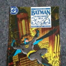 Cómics: BATMAN Nº 23 - LAS DIEZ NOCHES DE LA BESTIA. Lote 154226554