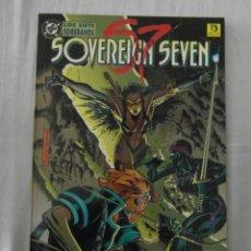 Cómics: SOVEREIGN SEVEN. LOS SIETE SOBERANOS. ZINCO. Lote 154301702