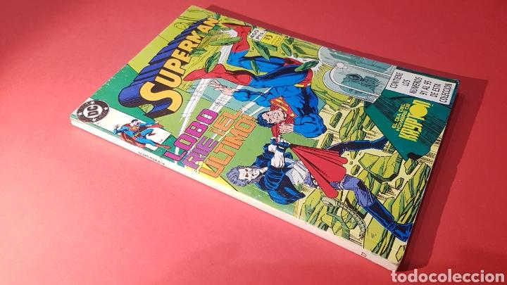 MUY BUEN ESTADO SUPERMAN 27 RETAPADO 91 AL 95 ZINCO DC COMICS (Tebeos y Comics - Zinco - Superman)