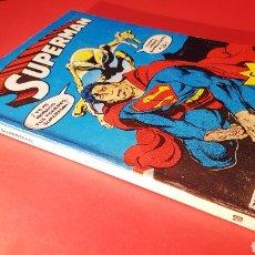 Cómics: CASI EXCELENTE ESTADO SUPERMAN 18 EDICIONES ZINCO 46 AL 50 RETAPADO DC COMICS. Lote 154595060