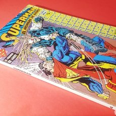 Cómics: EXCELENTE ESTADO SUPERMAN 40 RETAPADO 9 AL 11 ZINCO DC COMICS. Lote 154595876