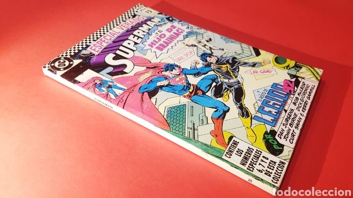 EXCELENTE ESTADO SUPERMAN 35 RETAPADO 6 AL 8 ZINCO DC COMICS (Tebeos y Comics - Zinco - Superman)