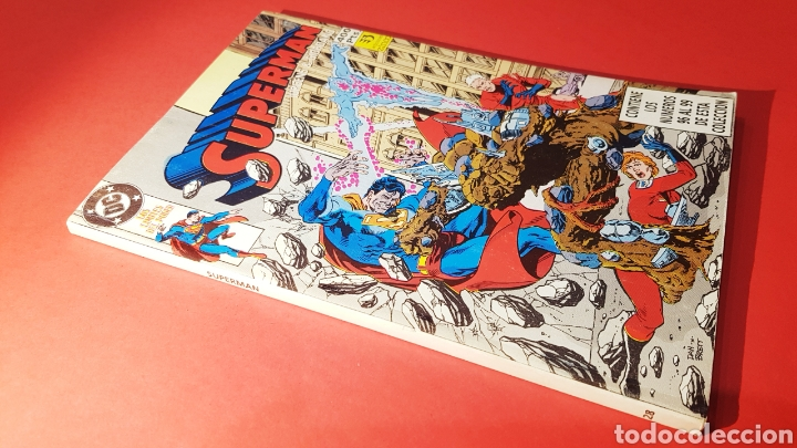 EXCELENTE ESTADO SUPERMAN 28 RETAPADO 96 AL 99 ZINCO DC COMICS (Tebeos y Comics - Zinco - Superman)