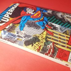 Cómics: EXCELENTE ESTADO SUPERMAN 16 RETAPADO 36 AL 40 ZINCO DC COMICS. Lote 154618018