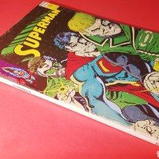 Cómics: CASI EXCELENTE ESTADO SUPERMAN 31 RETAPADO 109 AL 112 ZINCO DC COMICS. Lote 154618481
