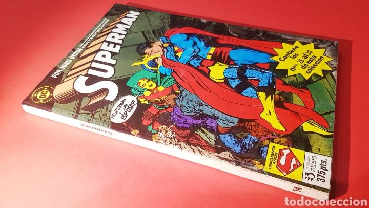 EXCELENTE ESTADO SUPERMAN 14 RETAPADO 26 AL 30 ZINCO DC COMICS (Tebeos y Comics - Zinco - Superman)