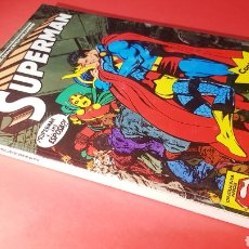 Cómics: EXCELENTE ESTADO SUPERMAN 14 RETAPADO 26 AL 30 ZINCO DC COMICS. Lote 154620332