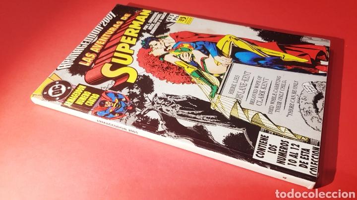 EXCELENTE ESTADO ARMAGEDDON 2001 27 RETAPADO 10 AL 12 ZINCO DC COMICS (Tebeos y Comics - Zinco - Superman)