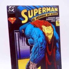 Cómics: SUPERMAN EL HOMBRE DE ACERO RETAPADO 41. Nº 12 13 Y 14 (VVAA) ZINCO, 1993. OFRT. Lote 226210440