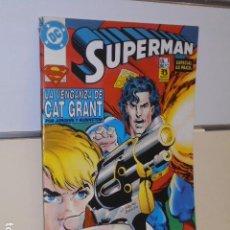Comics: SUPERMAN VOL. 3 Nº 8 LA VENGANZA DE CAT GRANT - ZINCO -. Lote 154686834