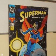 Cómics: SUPERMAN VOL. 3 Nº 9 - ZINCO -. Lote 154687026