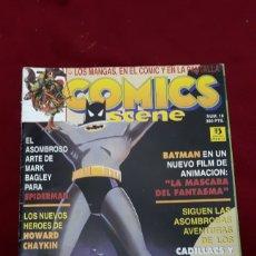 Cómics: COMICS SCENE N°16. EDICIONES ZINCO. Lote 154750897