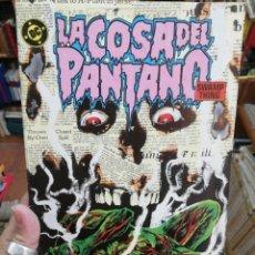 Cómics: LA COSA DEL PANTANO N. 2. Lote 154779130