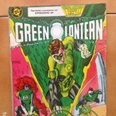Cómics: GREEN LANTERN Nº 11 12 13 14 Y 15 ( RETAPADO SIN TAPAS) ZINCO - DAVE GIBBONS ALEX TOTH. Lote 154793202
