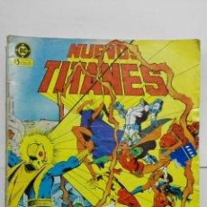 Cómics: NUEVOS TITANES Nº 14, EDICIONES ZINCO. Lote 154795762