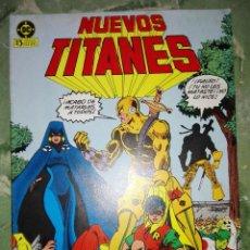 Cómics: NUEVOS TITANES VOL. 1 # 2. Lote 154834814