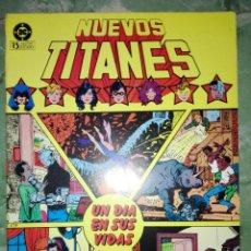 Cómics: NUEVOS TITANES VOL. 1 # 8. Lote 154835570