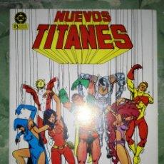 Cómics: NUEVOS TITANES VOL. 1 # 9. Lote 154836038
