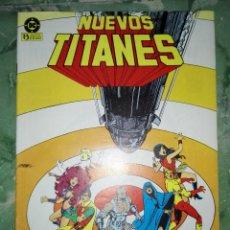 Cómics: NUEVOS TITANES VOL. 1 # 10. Lote 154846498