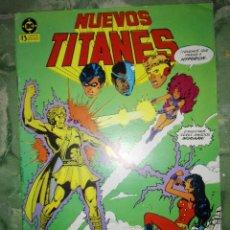 Cómics: NUEVOS TITANES VOL. 1 # 11. Lote 154846802