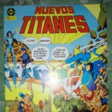 Cómics: NUEVOS TITANES VOL. 1 # 15. Lote 154847170
