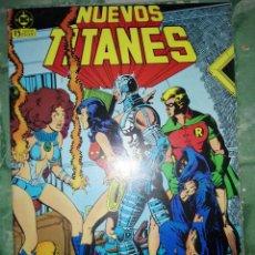 Cómics: NUEVOS TITANES VOL. 1 # 16. Lote 154847474