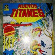 Cómics: NUEVOS TITANES VOL. 1 # 19. Lote 154847738