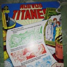 Cómics: NUEVOS TITANES VOL. 1 # 20. Lote 154847966