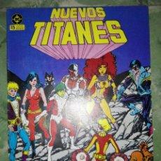 Cómics: NUEVOS TITANES VOL. 1 # 21. Lote 154848326
