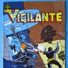 Comics : VIGILANTE Nº 6 - DC ZINCO 1983. Lote 154850326