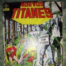 Cómics: RETAPADO NÚM. 3 NUEVOS TITANES. Lote 154850454