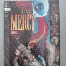 Cómics: DC VÉRTIGO MERCY PIEDAD #. Lote 154913462