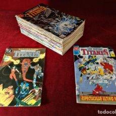 Cómics: DC ZINCO LOS NUEVOS TITANES VOL. 2 COLECCION COMPLETA 1 AL 41 1984. Lote 154915894