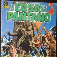 Comics: LA COSA DEL PANTANO - 1 ZINCO. Lote 155090434