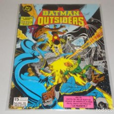 Cómics: BATMAN OUTSIDERS 16. Lote 155219978