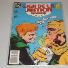 Cómics: LIGA DE LA JUSTICIA 27. Lote 155222342