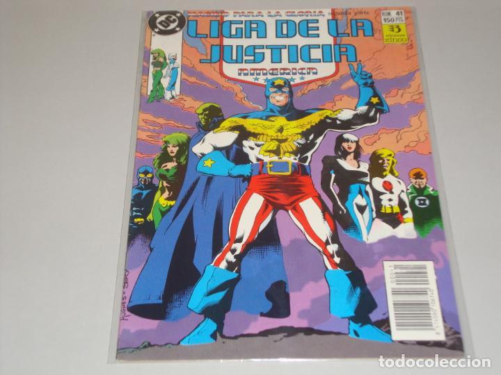 LIGA DE LA JUSTICIA 41 (Tebeos y Comics - Zinco - Liga de la Justicia)