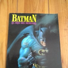 Cómics: BATMAN EL HIJO DEL DEMONIO - NOVELA GRÁFICA - MIKE W. BARR & JERRY BINGHAM. Lote 155362030