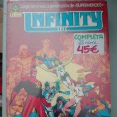 Cómics: INFINITY INC COMPLETA #. Lote 155581222
