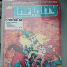 Cómics: INFINITY INC COMPLETA #. Lote 155581578