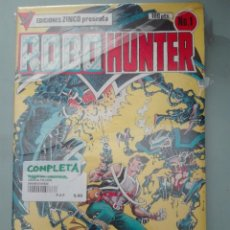 Cómics: ROBO HUNTER COMPLETA #. Lote 155581918