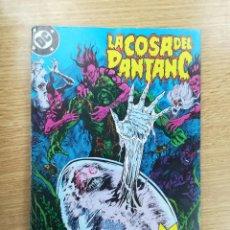 Cómics: LA COSA DEL PANTANO VOL 3 RETAPADO #2 (NUMEROS 4 A 8). Lote 155625566