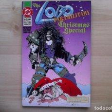 Cómics: LOBO. PARAMILITARY CHRISTMAS SPECIAL. Lote 155654246