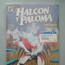 Comics: HALCON Y PALOMA COMPLETA #. Lote 155750606